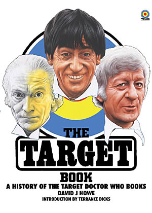 The Target Book:  A History of the Target Doctor Who Books