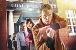 Doctor Who The Caretaker: She-Geeks Series 8 Episode 6 Review