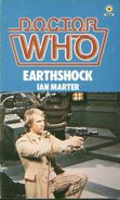 Doctor Who - Earthshock, by Ian Marter